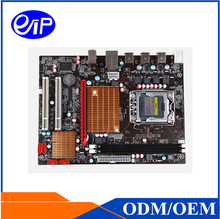 Intel X58 motherboard LGA 1366 SATA DDR3 IDE Hard Drive Interface and Stock Products Status 2*PCI Desktop Micro ATX motherboard