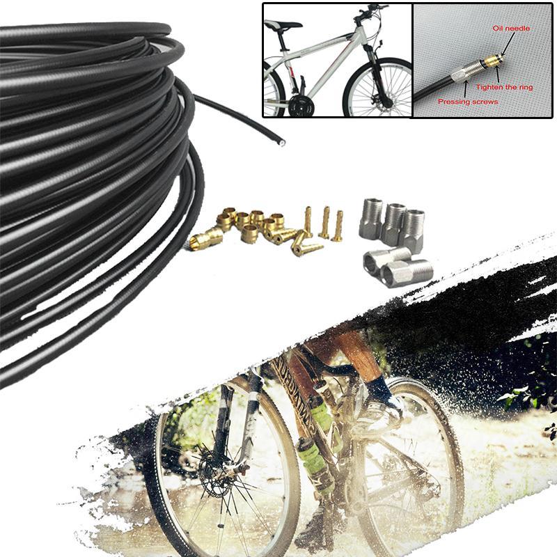 Cycling Bicycle Brake 3m Bicycle Brake Hose For Hydraulic Bike Disc Brake Fluid Oil Transefer Hose Pipe Bike Repair Tool Kit Bicycle Parts Mtb Sport At All Costs