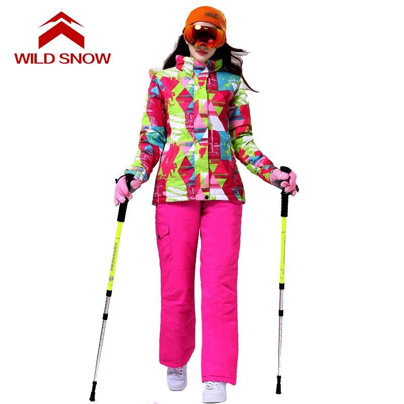 Женские Костюмы Для Лыжных Прогулок