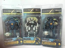 3style Movie Pacific Rim anchorage attack jaeger gipsy danger hong kong brawl JAEGER TACIT RONIN model toy PVC action figure dol(China)