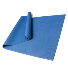 3mm Multicolor Non Slip PVC Exercise Yoga Mats Gym Fitness Pilates Physio lose weight Exercise Traning Mat Pad With Carrying Bag
