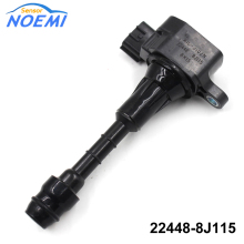Free Shipping! Ignition Coil 22448-8J115 For Nissan Maxima Murano Pathfinder Quest Xterra Infiniti I35 QX4 02 03 04 05 06 07