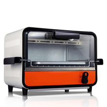 multifunction removable side pull mini small household electric oven timing baking cakes/pizza