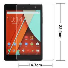 "High clear tempered glass For LG GOOGLE NEXUS 9 8.9"" tablet pc Anti-shatter LCD Screen Protector Protective Films + clean cloths"