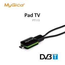 dvb-t TV Tuner Geniatech MyGica PT115 Watch DVB-T HDTV on Android Phone/Pad micro USB dvb-t stick tv tuner(China)