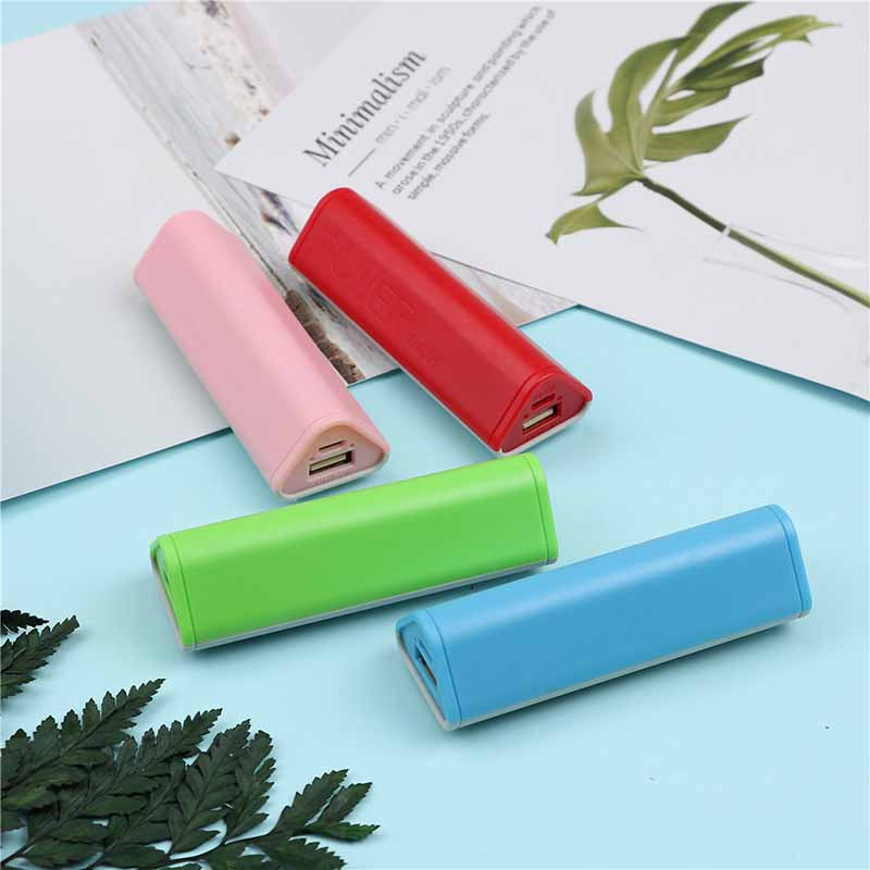 5000mah Power DIY Bank 18650 KIT Battery Charger Powerbank Box 18650 Case Mobile USB Charger For Phone Power Bank (No Battery)