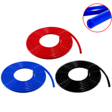 3mm Silicone Vacuum Tube Hose Silicon Tubing 16.4ft 5M 5 Meters BLUE