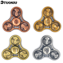 Buy 2017 New Fidget toy EDC Spinner UFO Tri-spinner Zinc Fidget hand Spinner ADHD Adults Children Anxiety Stress Fidget Spinner for $4.83 in AliExpress store