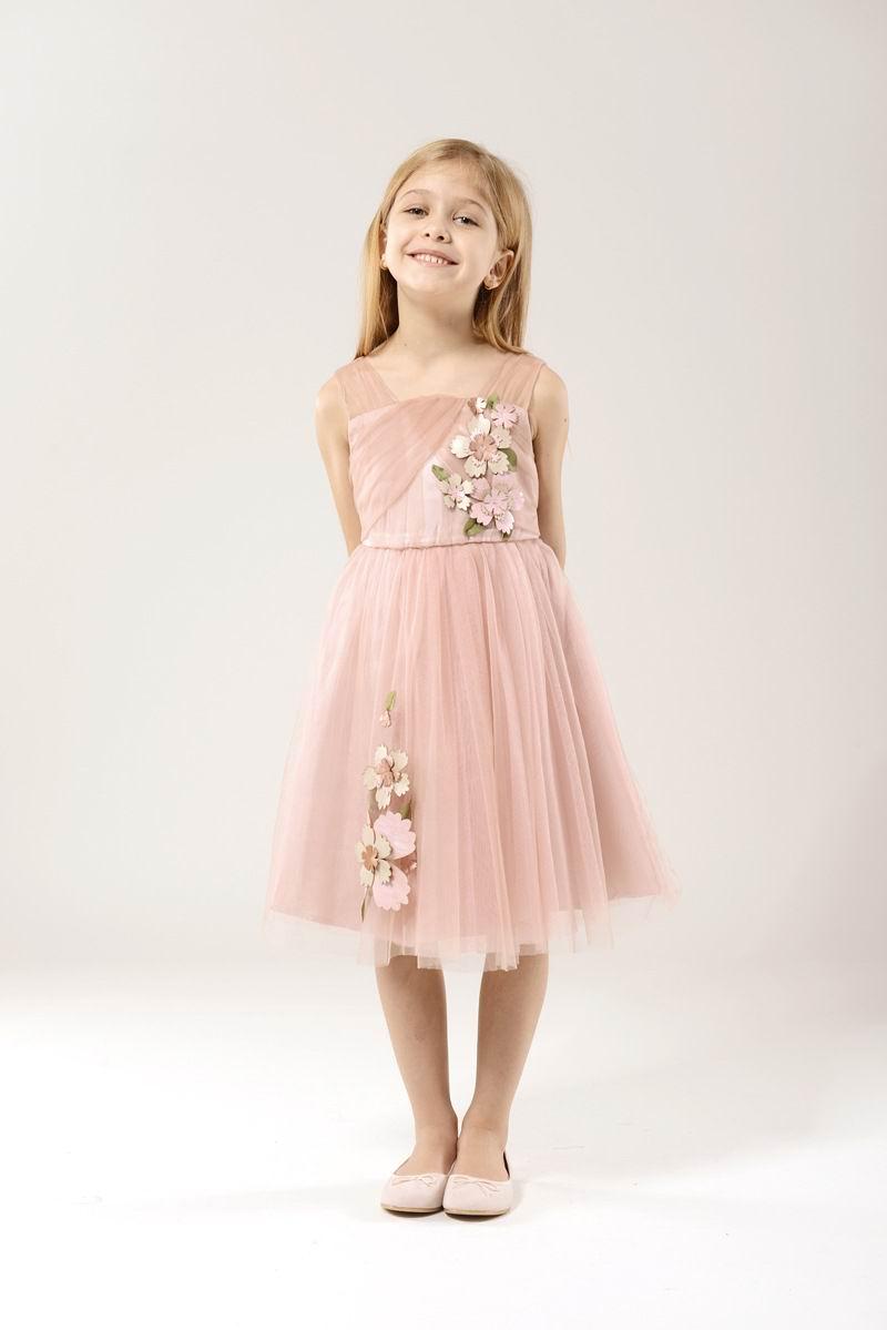 2017 Summer New Girl Fairy Dress Flower Gauze Princess Dress Children Clothing 3-10T 6018<br><br>Aliexpress
