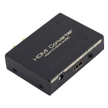 Professional HDMI Splitter Separator HDMI To HDMI Audio Spdif R/L Audio Signal Converter With Usb Power Supply Cable