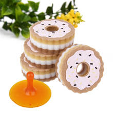 DoreenBeads Cleaning Sponge Brush Sucking Disc Household Kitchen Cleaning Tool Bowl Dish Plate Cleaning Donut Shape 2PCs/Set(China)