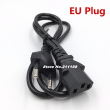 The power cord for The power adapter EU Plug .(China)
