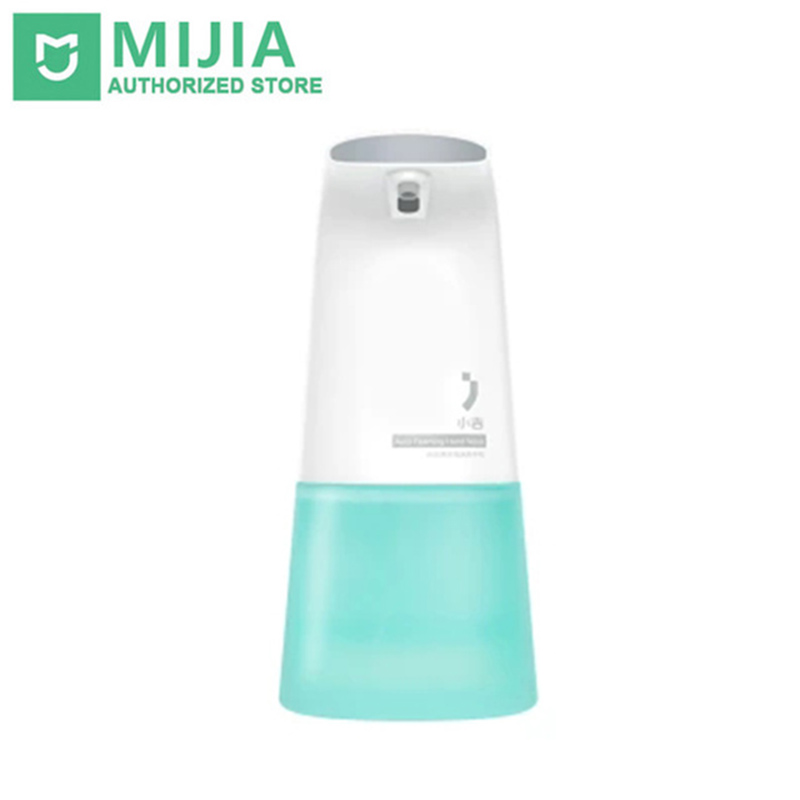 Xiaomi Xiaoji Ecological Brand MiniJ Smart Auto Induction Foaming HandWasher Wash Cleaner 0.25s Infrared Induction Home