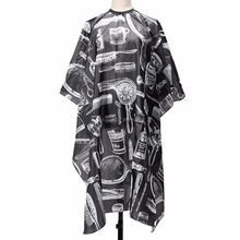 Adult Salon Barbers Hairdressing Hairdresser Hair Cutting Cape Gown Clothes New -B118