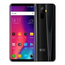 "Elephone U 5,99 ""18:9 экран 6 ГБ + 128 г уход за кожей лица ID мобильный телефон Android 7,1 MT6763 Octa Core 13MP двойной задняя камера 4 LTE смартфон"