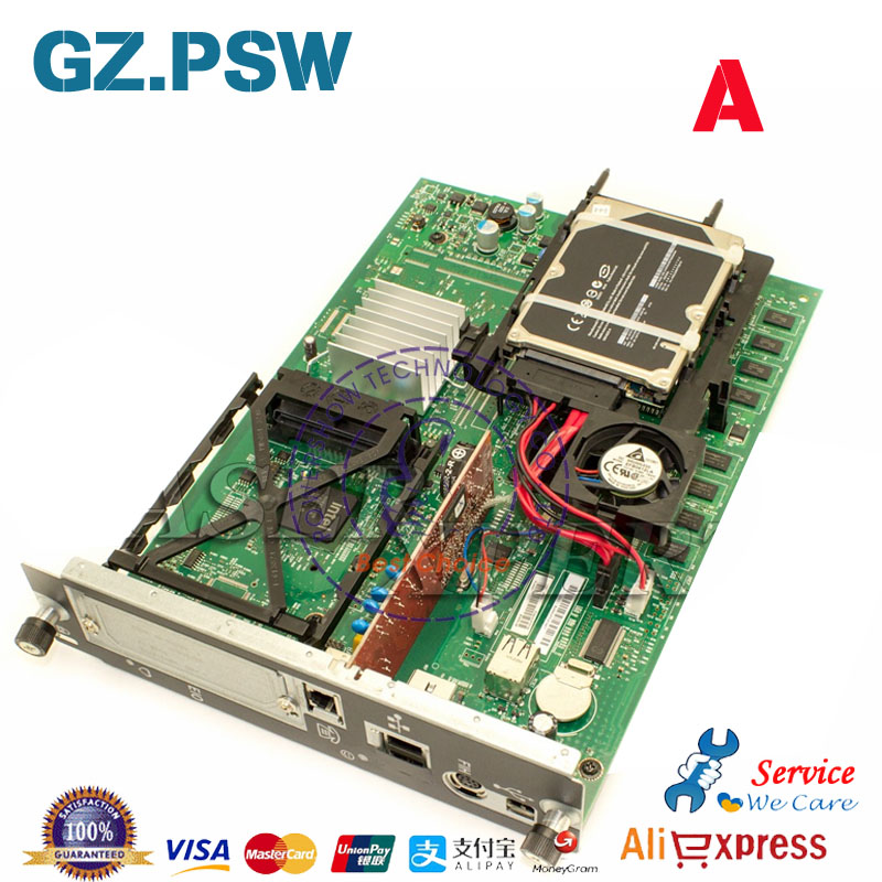 Formatter Board Logic Board CC419-60102 CE871-69003 For HP CM4540 4540 CM4540MFP Series
