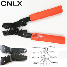 CNLX LX-202B multi-function pliers 8 kinds of common features crimping tool wire cutter wire strippers european style hand tools