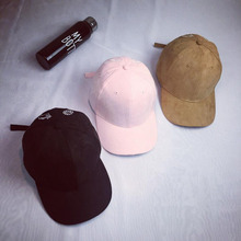 Wholesale Summer Snapback Cap Women 2016 Fashion Brand Bone Hip Hop Caps Men Casquette Suede Hats Black Pink Baseball Cap