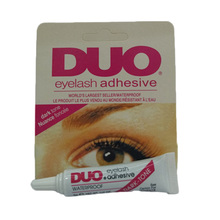 Professional Eyelash Glue 9g, Anti-sensitive Hypoallergenic Individual False Eyelashes Glue 0851 Duo Black