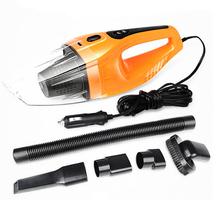 12V 120W High Power Car Vacuum Cleaner Portable Wet & Dry Car Dust Collector Cleaning Aspirador de po  3 Colors MK-1700