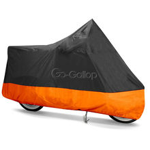 L Motorcycle Outdoor Weatherproof Cover for Suzuki Shuttle FA50 Scooter Moped/For For Honda CBR 600 F4 F4i 900 929 954 1000 250