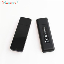 Ecosin2 Mosunx 2017 600Mbps Dual Band 2.4Ghz 5Ghz USB WiFi Dongle AC600 Wireless Network Adaptor 17Mar15