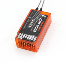 REDCON CM703 2.4G 7CH Compatible Receiver With PPM Output For Rc Airplane(China)