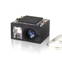 New Hot Mini 2D Barcode Scanner Module for Small Handheld Devices with TTL232 Interface