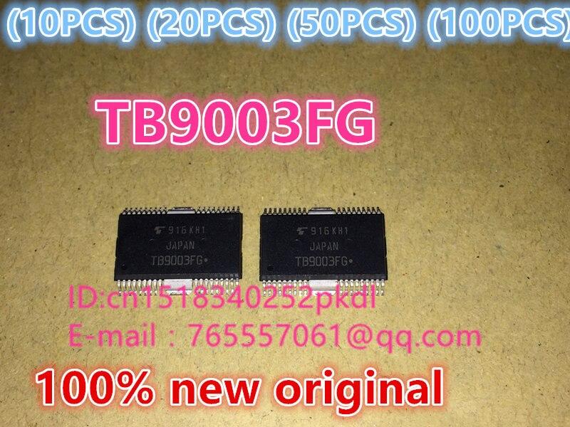 (10PCS) (20PCS) (50PCS) (100PCS) 100% New original  TB9003FG TB9003F6 SOP36 Automotive IC chip<br>