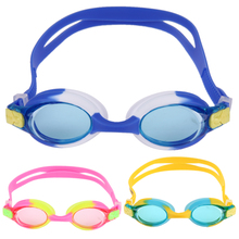 Adjustable Kids Swimming Goggles Professional Anti-fog Swim Glasses UV Swim Goggles Eye Protection for Children Baby Boys Girls