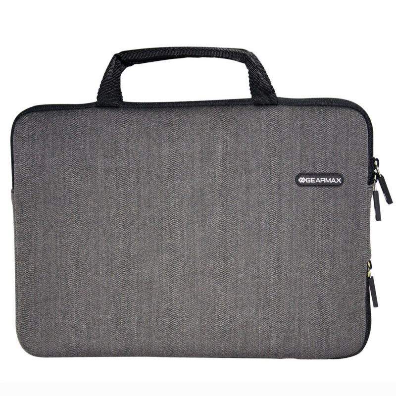 Gearmax Bag Durable Waterproof Felt Wholesale Laptop Sleeve for Macbook Air/Pro 13 15 Case Computer Bag for Dell Inspiron 13 14<br><br>Aliexpress