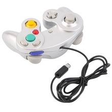New Game Controller Gamepad Joystick five color for Nintendo for GameCube For Wii