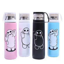 Termos Bardak Vacuum Flask Thermos Tea Water Bottle Insulated Cups Garrafa Termica Food Flask Termo Cup Cute Travel Mugs Thermos