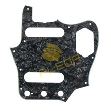 NEW 10 Holes Guitar Pickguard Anti-scratch Plate for Jaguar Style Guitar,13 colors for Optional