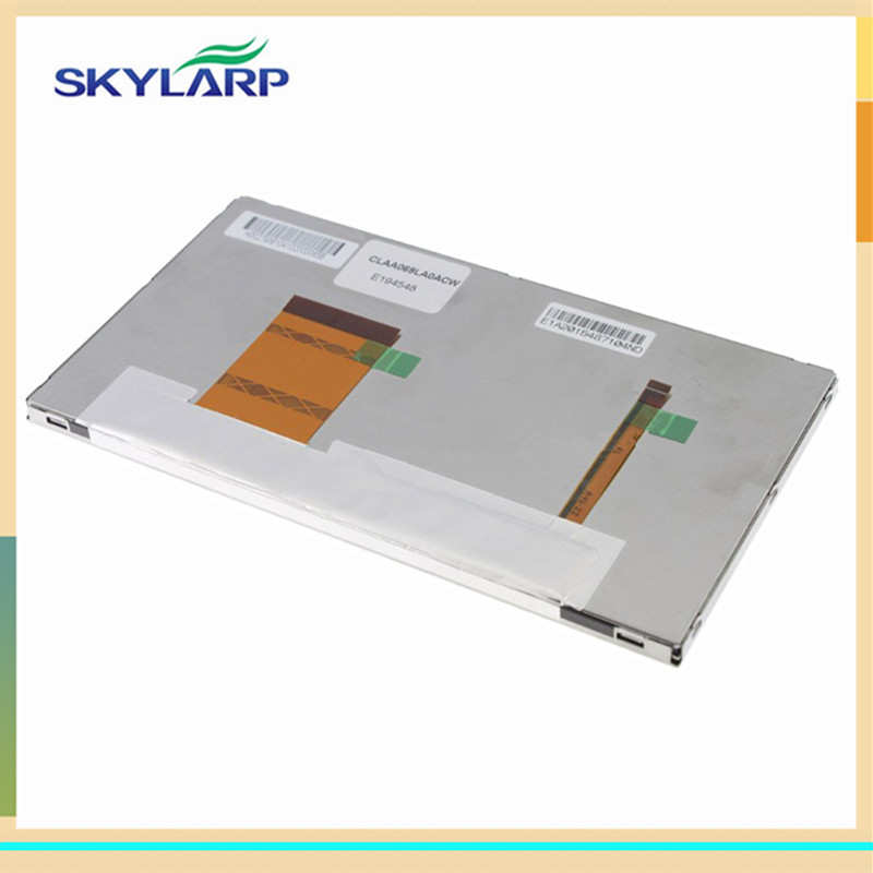 skylarpu 6.9 inch TFT LCD Screen display panel for CLAA069LA0HCW LCD display Screen panel replacement (without touch)<br>