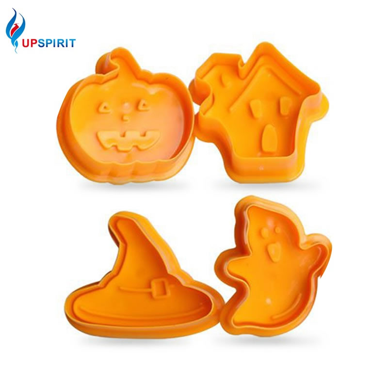 Car Cookie Cutter Biscuit Baking Cake Mold Fruit Decorating Stamp Tool Y