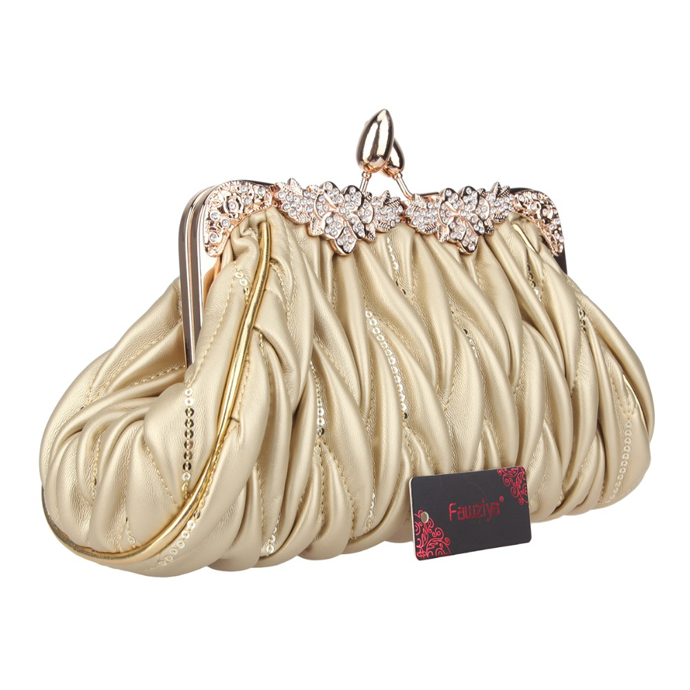 E19105-Fawziya-clutch bag making-Gold (4)