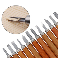 Buy 12pcs Professional Wood Carving Tool Set High Wood Carving Hand Chisel Set Woodworking Craft Hand Tool for $8.59 in AliExpress store