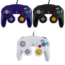 2016 Newest Colorful 1pc New Game Controller Pad Joystick for Nintendo for GameCube or for Wii