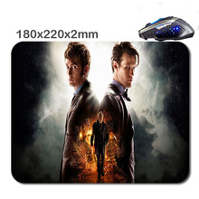 DIY Hot Sales Custom Antiskid 3 D Doctor Who David Tennant And Matt Smith Office Accessory Tablet And Mini Pc Mouse Pad As  Gift