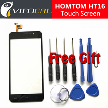 HOMTOM HT16 Touch Screen + Tools Set Gift High Quality Digitizer Glass Panel Assembly Replacement For HOMTOM HT16 Pro Cell Phone