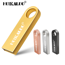 100% Full capacity USB Flash Drive USB 2.0 64gb 32gb usb stick 16gb 8gb 4gb Pendrive flash drive Portable Storage pen drive(China)