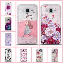 Phone Cases For Samsung Galaxy J3 2016 Cases J320 J320F J320P 3D Soft TPU Back Cover For Samsung Galaxy J3 2015 J300 Phone Case