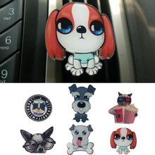 car-styling Cartoon Design Perfumes 100 Original Solid Car Air Freshener OEM Air Conditioning Vent Flavoring In the Car parfums