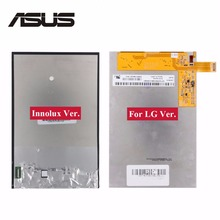 "Original 7"" For Asus ME173X ME175 ME372 ME17 LCD Display Panel Matrrix Screen for LG Innolux Version N070ICN-GB1 Replacement"