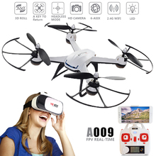 RC helicopter controle remoto 2.4G  Drone with Camera HD Remote Control planes Quadcopter FPV UAV Professional Quadrotor