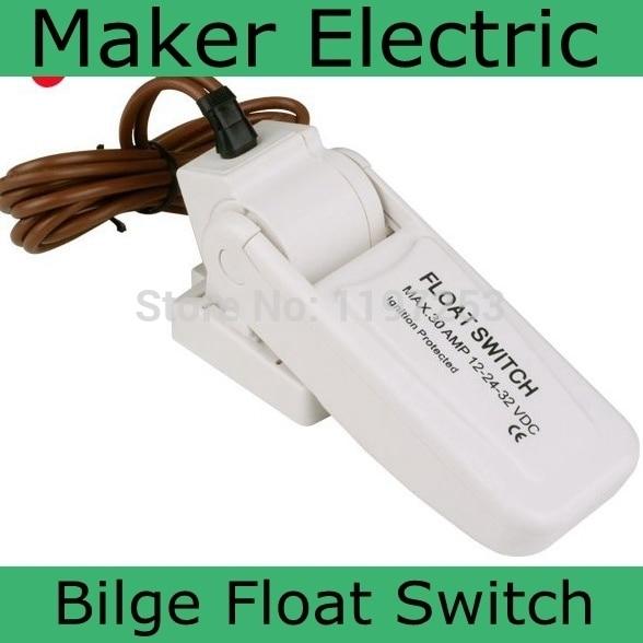 flow sensor for bilge pumps Automatic Electric Water Pump Float Switch DC Bilge Pump Switch Available <br><br>Aliexpress