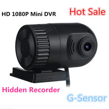 2017 HD Mini Car DVR Video Recorder Dash Cam Vehicle Spy Vision Hdmi Car Dvr Full Hd Camcorders BLACK BOX Night Vision Detect(China)