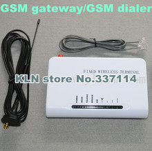 Gsm Fixed Wireless Terminal Connect Desktop Phones or Telephone Line PSTN Alarm System by insert Sim Card to Make Call.