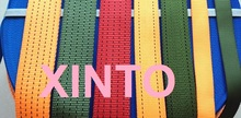 7.5CM--10CM ,8T---10T ,Shipping cargo lashing strap sling package ratchet tie down belt binder webbing sling.(China)